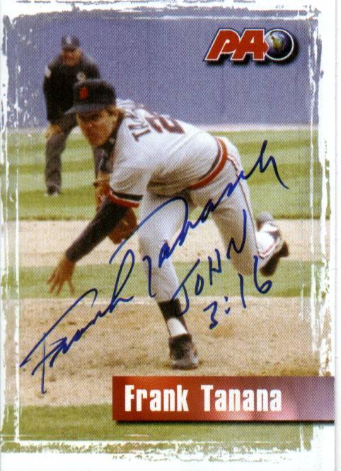 Frank Tanana