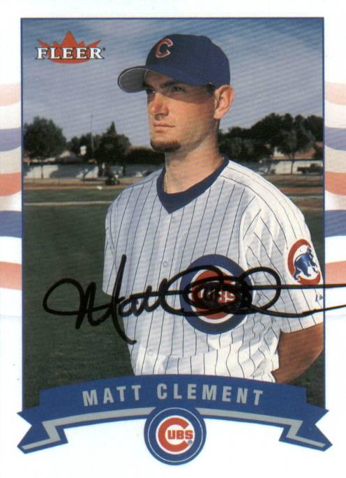Matt Clement