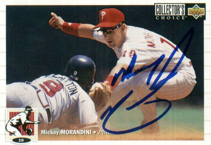 Mickey Morandini